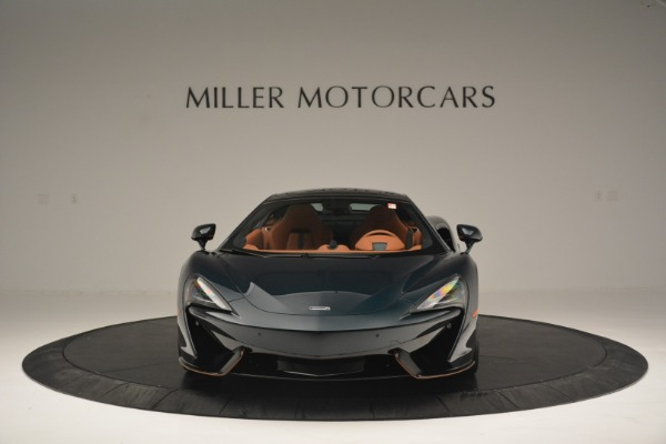 New 2018 McLaren 570GT Coupe for sale Sold at Aston Martin of Greenwich in Greenwich CT 06830 12