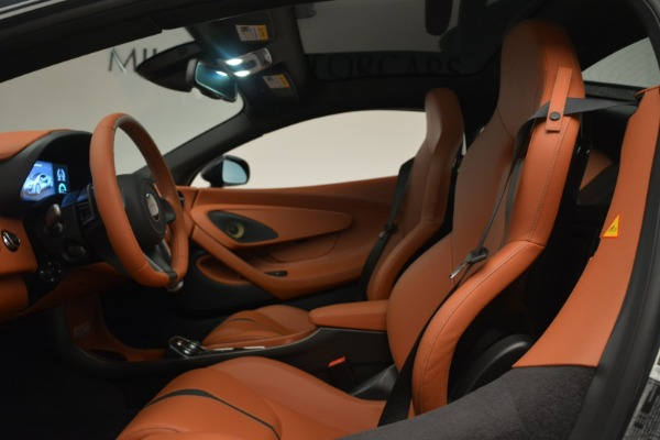 New 2018 McLaren 570GT Coupe for sale Sold at Aston Martin of Greenwich in Greenwich CT 06830 17