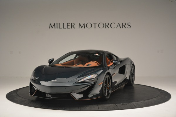 New 2018 McLaren 570GT Coupe for sale Sold at Aston Martin of Greenwich in Greenwich CT 06830 2