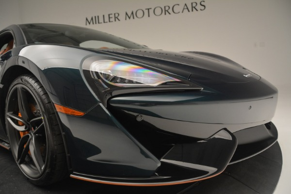 New 2018 McLaren 570GT Coupe for sale Sold at Aston Martin of Greenwich in Greenwich CT 06830 24