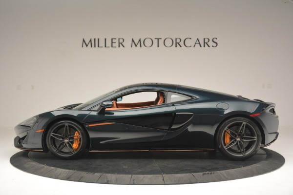 New 2018 McLaren 570GT Coupe for sale Sold at Aston Martin of Greenwich in Greenwich CT 06830 3