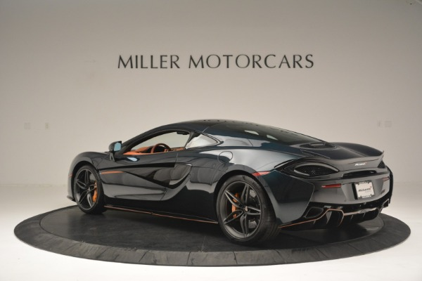 New 2018 McLaren 570GT Coupe for sale Sold at Aston Martin of Greenwich in Greenwich CT 06830 4