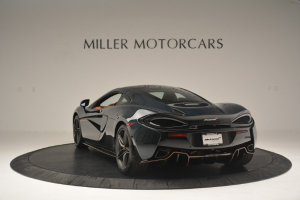 New 2018 McLaren 570GT Coupe for sale Sold at Aston Martin of Greenwich in Greenwich CT 06830 5