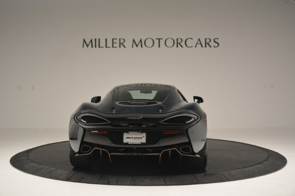 New 2018 McLaren 570GT Coupe for sale Sold at Aston Martin of Greenwich in Greenwich CT 06830 6