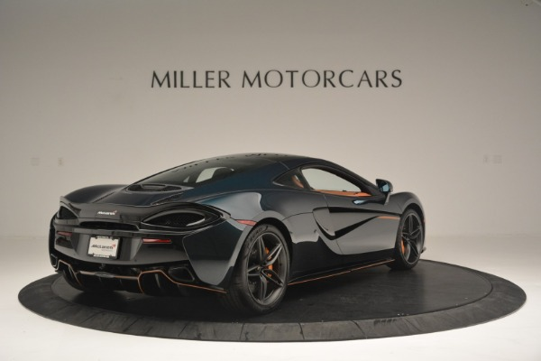 New 2018 McLaren 570GT Coupe for sale Sold at Aston Martin of Greenwich in Greenwich CT 06830 7