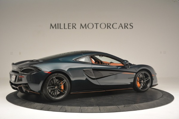 New 2018 McLaren 570GT Coupe for sale Sold at Aston Martin of Greenwich in Greenwich CT 06830 8