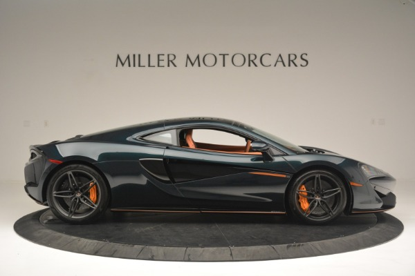 New 2018 McLaren 570GT Coupe for sale Sold at Aston Martin of Greenwich in Greenwich CT 06830 9