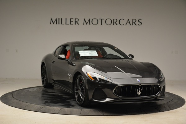 New 2018 Maserati GranTurismo Sport for sale Sold at Aston Martin of Greenwich in Greenwich CT 06830 11