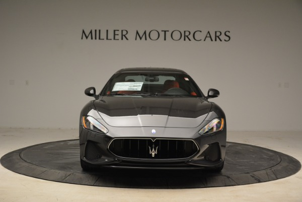 New 2018 Maserati GranTurismo Sport for sale Sold at Aston Martin of Greenwich in Greenwich CT 06830 12