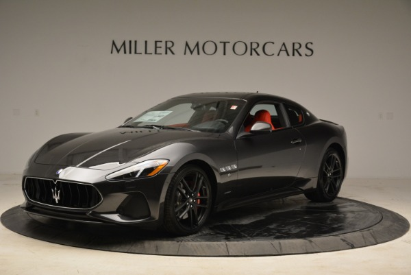 New 2018 Maserati GranTurismo Sport for sale Sold at Aston Martin of Greenwich in Greenwich CT 06830 2