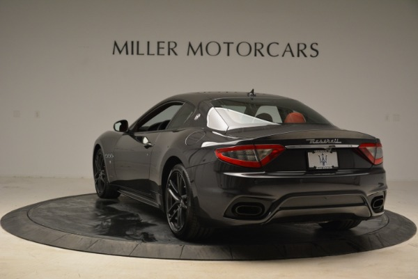 New 2018 Maserati GranTurismo Sport for sale Sold at Aston Martin of Greenwich in Greenwich CT 06830 5