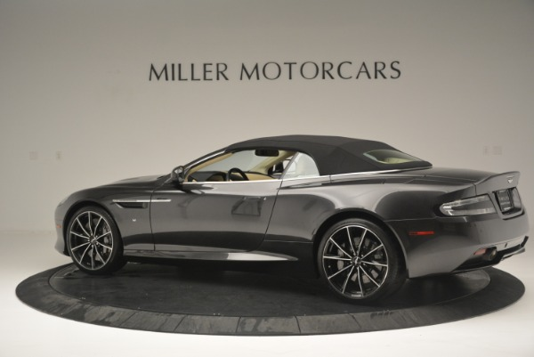 Used 2016 Aston Martin DB9 GT Volante for sale Sold at Aston Martin of Greenwich in Greenwich CT 06830 16