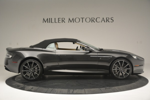 Used 2016 Aston Martin DB9 GT Volante for sale Sold at Aston Martin of Greenwich in Greenwich CT 06830 21