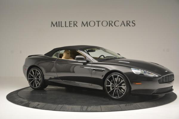 Used 2016 Aston Martin DB9 GT Volante for sale Sold at Aston Martin of Greenwich in Greenwich CT 06830 22