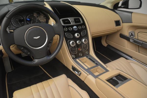 Used 2016 Aston Martin DB9 GT Volante for sale Sold at Aston Martin of Greenwich in Greenwich CT 06830 25