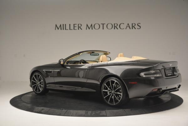 Used 2016 Aston Martin DB9 GT Volante for sale Sold at Aston Martin of Greenwich in Greenwich CT 06830 4