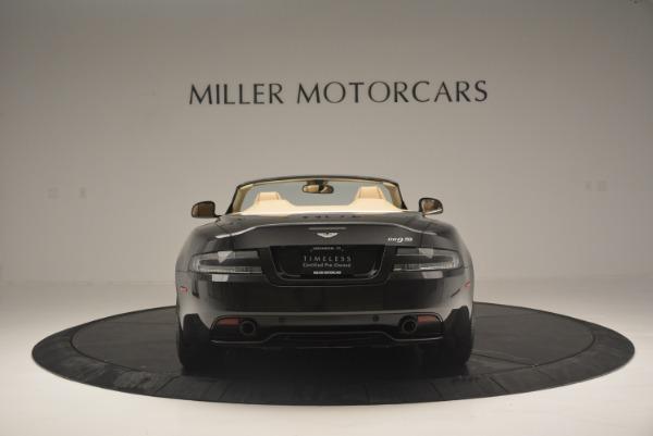 Used 2016 Aston Martin DB9 GT Volante for sale Sold at Aston Martin of Greenwich in Greenwich CT 06830 6