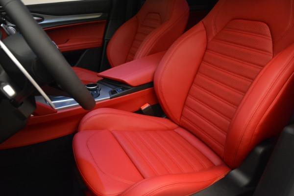 Used 2018 Alfa Romeo Stelvio Ti Sport Q4 for sale $36,900 at Aston Martin of Greenwich in Greenwich CT 06830 14