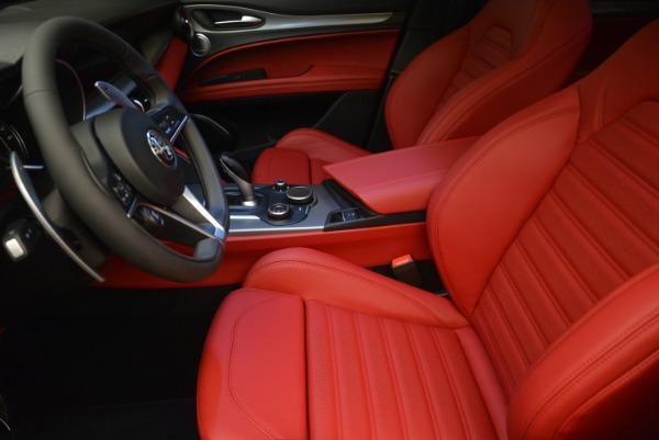 Used 2018 Alfa Romeo Stelvio Ti Sport Q4 for sale $36,900 at Aston Martin of Greenwich in Greenwich CT 06830 15