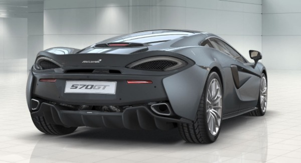 New 2018 McLaren 570GT for sale Sold at Aston Martin of Greenwich in Greenwich CT 06830 5