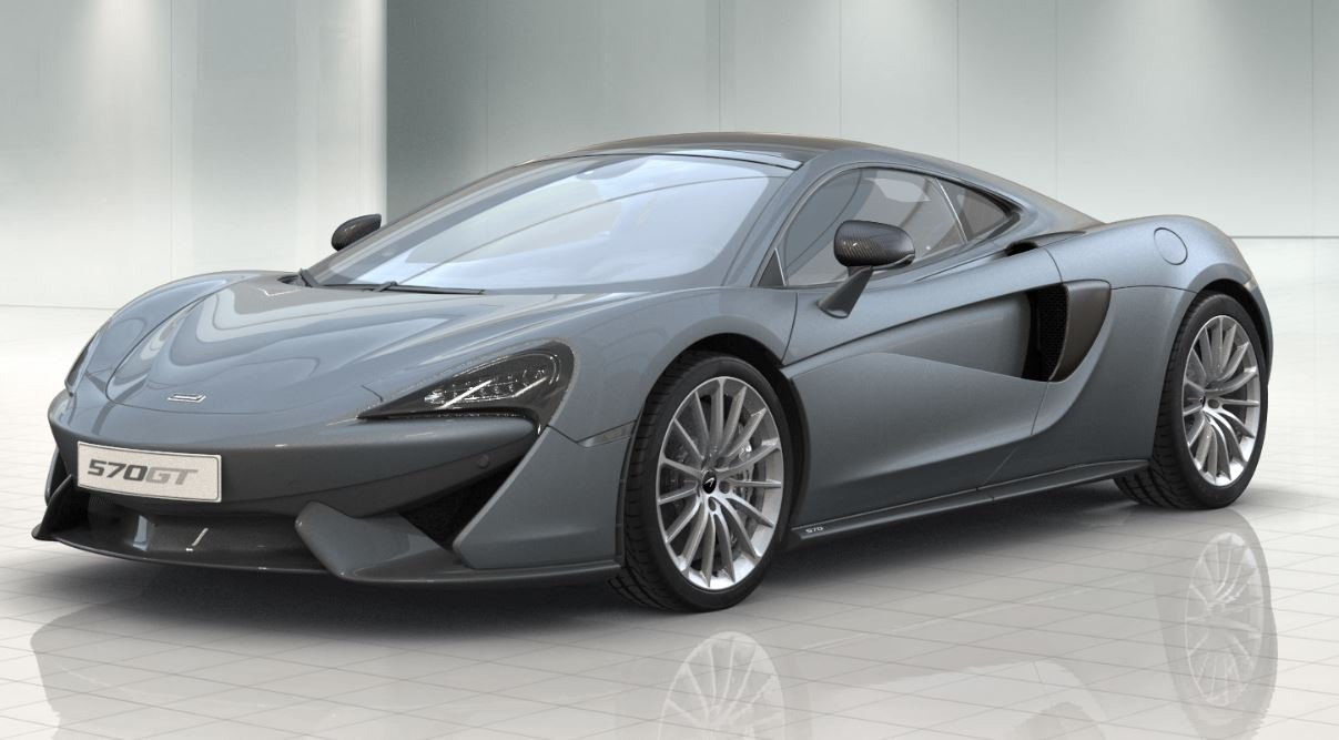 New 2018 McLaren 570GT for sale Sold at Aston Martin of Greenwich in Greenwich CT 06830 1