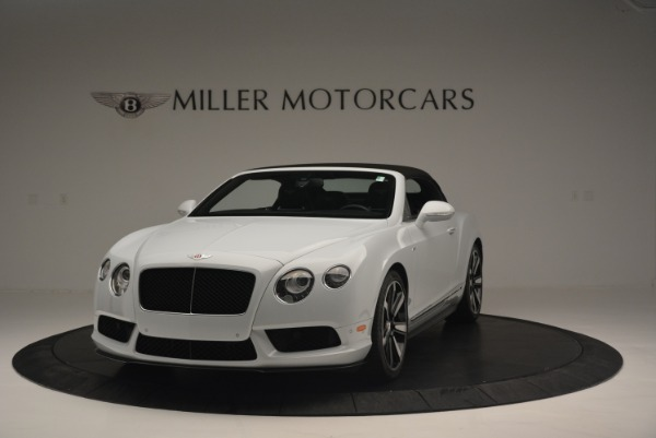 Used 2014 Bentley Continental GT V8 S for sale Sold at Aston Martin of Greenwich in Greenwich CT 06830 10