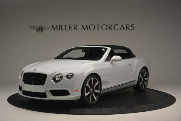 Used 2014 Bentley Continental GT V8 S for sale Sold at Aston Martin of Greenwich in Greenwich CT 06830 11