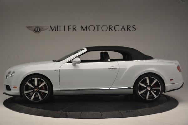 Used 2014 Bentley Continental GT V8 S for sale Sold at Aston Martin of Greenwich in Greenwich CT 06830 12