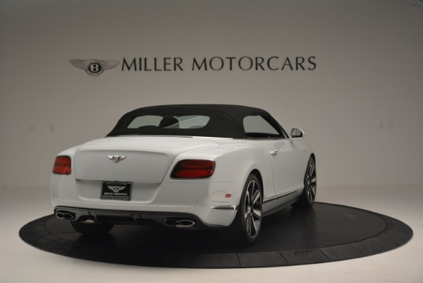 Used 2014 Bentley Continental GT V8 S for sale Sold at Aston Martin of Greenwich in Greenwich CT 06830 15