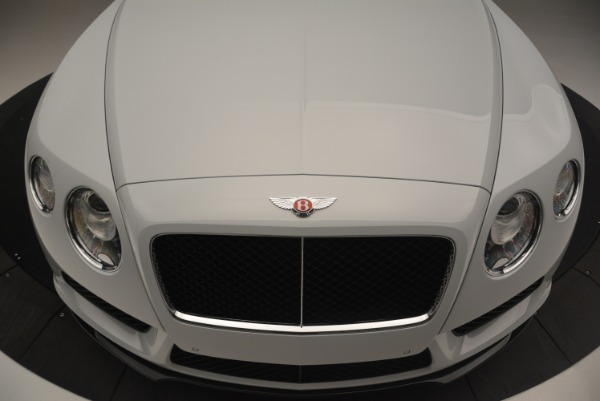 Used 2014 Bentley Continental GT V8 S for sale Sold at Aston Martin of Greenwich in Greenwich CT 06830 20
