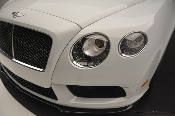 Used 2014 Bentley Continental GT V8 S for sale Sold at Aston Martin of Greenwich in Greenwich CT 06830 21