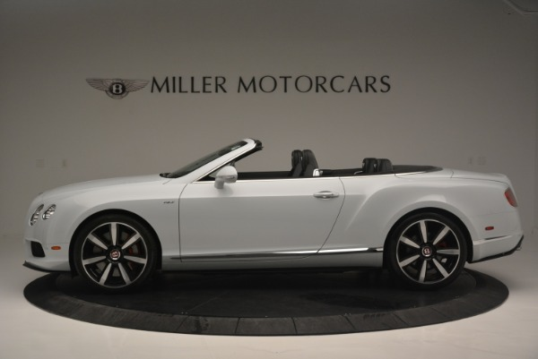 Used 2014 Bentley Continental GT V8 S for sale Sold at Aston Martin of Greenwich in Greenwich CT 06830 3