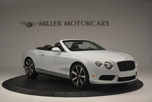 Used 2014 Bentley Continental GT V8 S for sale Sold at Aston Martin of Greenwich in Greenwich CT 06830 8
