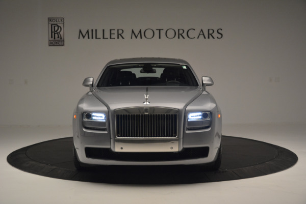 Used 2012 Rolls-Royce Ghost for sale Sold at Aston Martin of Greenwich in Greenwich CT 06830 10