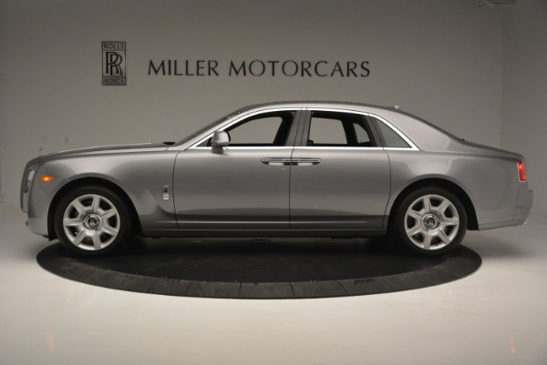 Used 2012 Rolls-Royce Ghost for sale Sold at Aston Martin of Greenwich in Greenwich CT 06830 2