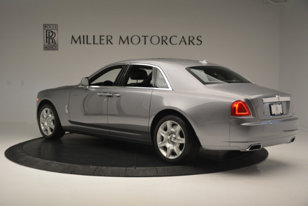 Used 2012 Rolls-Royce Ghost for sale Sold at Aston Martin of Greenwich in Greenwich CT 06830 5