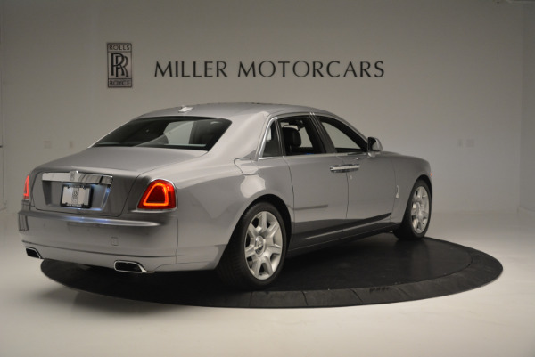Used 2012 Rolls-Royce Ghost for sale Sold at Aston Martin of Greenwich in Greenwich CT 06830 7