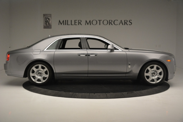 Used 2012 Rolls-Royce Ghost for sale Sold at Aston Martin of Greenwich in Greenwich CT 06830 8