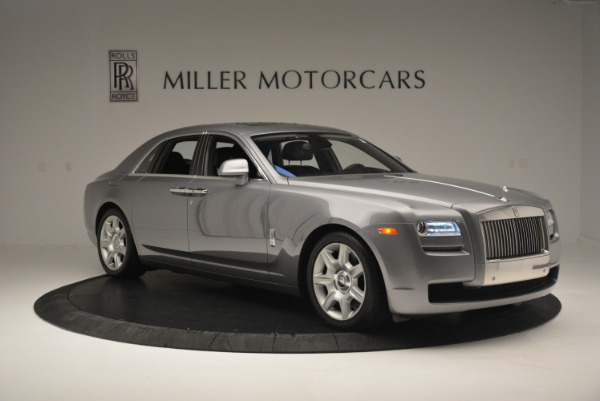 Used 2012 Rolls-Royce Ghost for sale Sold at Aston Martin of Greenwich in Greenwich CT 06830 9
