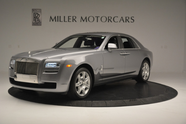 Used 2012 Rolls-Royce Ghost for sale Sold at Aston Martin of Greenwich in Greenwich CT 06830 1