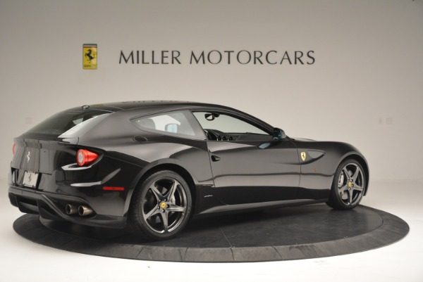 Used 2012 Ferrari FF for sale Sold at Aston Martin of Greenwich in Greenwich CT 06830 8