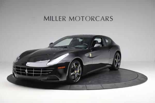 Used 2012 Ferrari FF for sale Sold at Aston Martin of Greenwich in Greenwich CT 06830 1