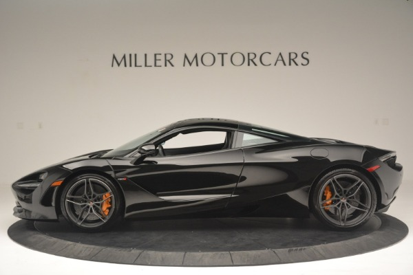 Used 2018 McLaren 720S Coupe for sale Sold at Aston Martin of Greenwich in Greenwich CT 06830 3