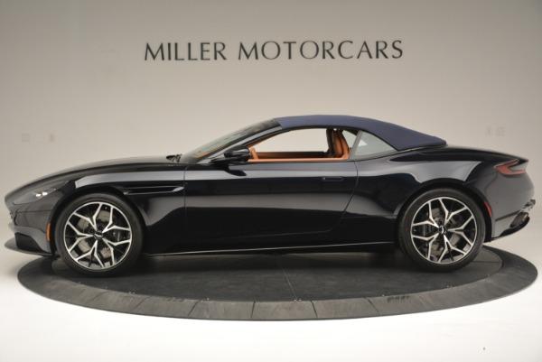 New 2019 Aston Martin DB11 Volante Volante for sale Sold at Aston Martin of Greenwich in Greenwich CT 06830 15