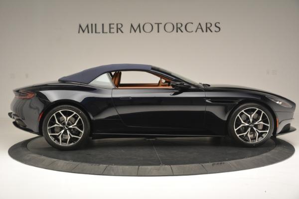 New 2019 Aston Martin DB11 Volante Volante for sale Sold at Aston Martin of Greenwich in Greenwich CT 06830 16