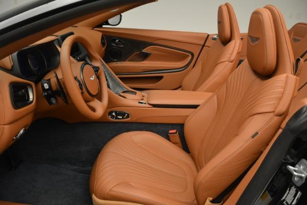 New 2019 Aston Martin DB11 Volante Volante for sale Sold at Aston Martin of Greenwich in Greenwich CT 06830 20
