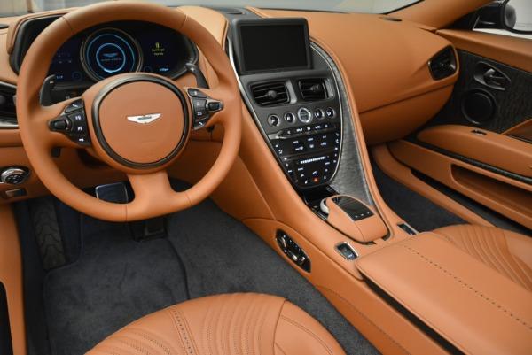 New 2019 Aston Martin DB11 Volante Volante for sale Sold at Aston Martin of Greenwich in Greenwich CT 06830 21