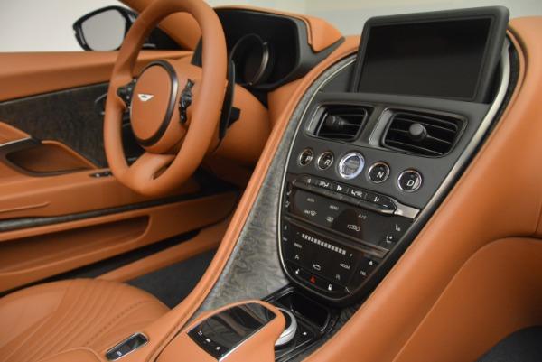 New 2019 Aston Martin DB11 Volante Volante for sale Sold at Aston Martin of Greenwich in Greenwich CT 06830 26