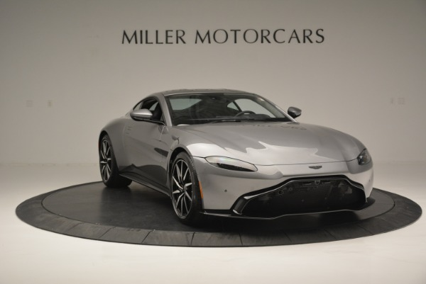 New 2019 Aston Martin Vantage for sale Sold at Aston Martin of Greenwich in Greenwich CT 06830 11