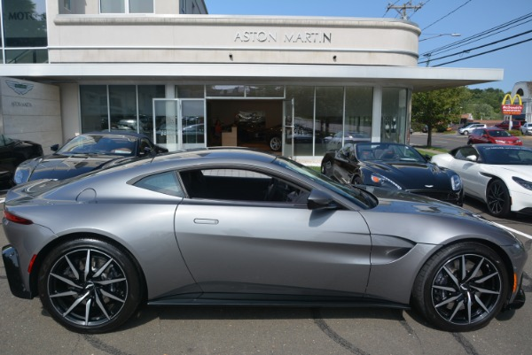 New 2019 Aston Martin Vantage for sale Sold at Aston Martin of Greenwich in Greenwich CT 06830 22